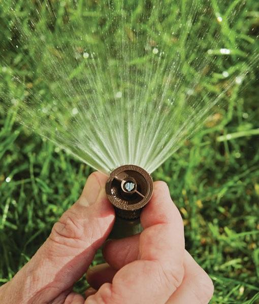 Gartenbewässerungssystemen